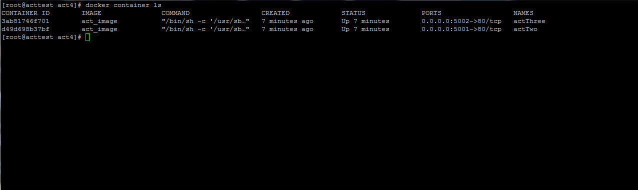 ACT Install from Docker - Accrual to Clinical Trials - i2b2